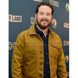 Yellowstone Season 4 Rip Wheeler Veterans Day Tribute Leather Jacket