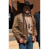 Mo Brings Plenty Yellowstone Season 4 Cotton Jacket