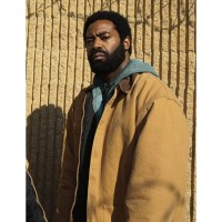Aaron Wallace For Life Brown Jacket