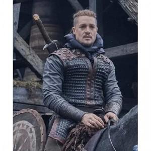 Alexander Dreymon The Last Kingdom Studded Vest