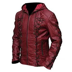 Arsenal Red Jacket