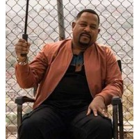 Bad Boys for Life Martin Lawrence Brown Leather Jacket