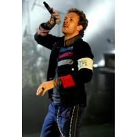 Chris Martin Concert Viva La Vida Jacket