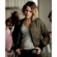 Rachel McAdams True Detective Bomber Jacket