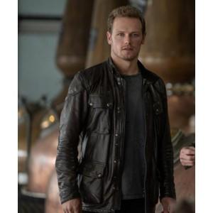 SAS: Red Notice Tom Buckingham Leather Jacket