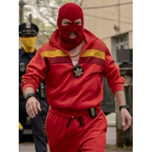Watchmen Red Scare Jacket