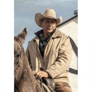 Yellowstone John Dutton Western Jacket