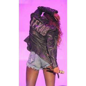 Beyonce Texas Leather Jacket