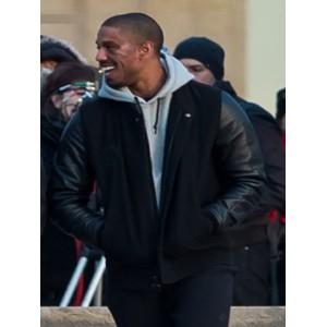 Adonis Creed Michael B Jordon Battle Jacket