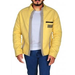 Star Wars Luke Skywalker (Mark Hamill) Yellow Jacket