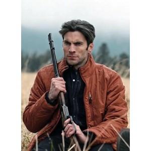 Wes Bentley Yellowstone Jamie Dutton Parachute Fabric Jacket