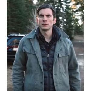 Wes Bentley Yellowstone Jamie Dutton Cotton Fabric Jacket