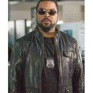 22 Jump Street Movie Ice Cube Leather Jacket